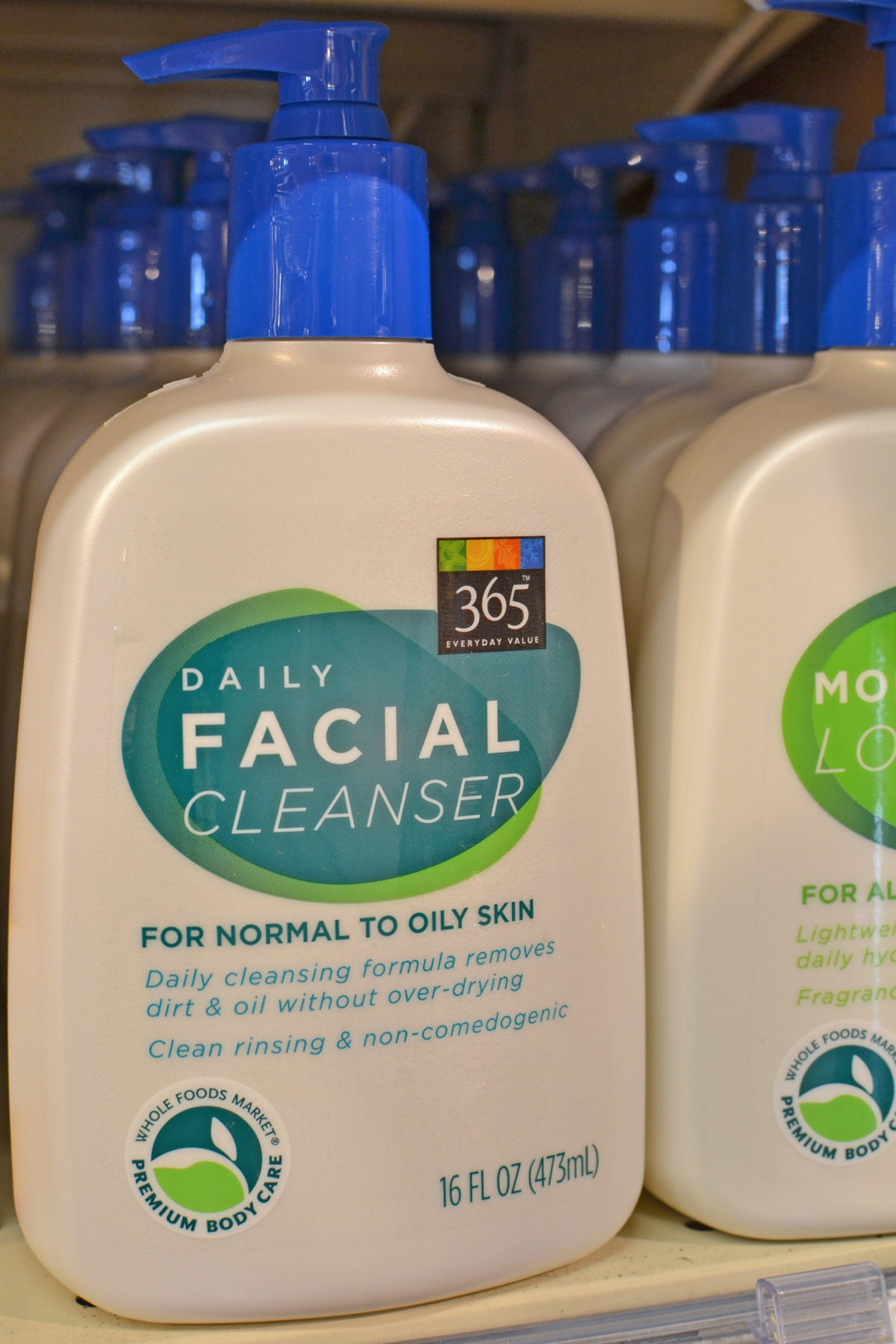 Whole Foods Market Facial Products