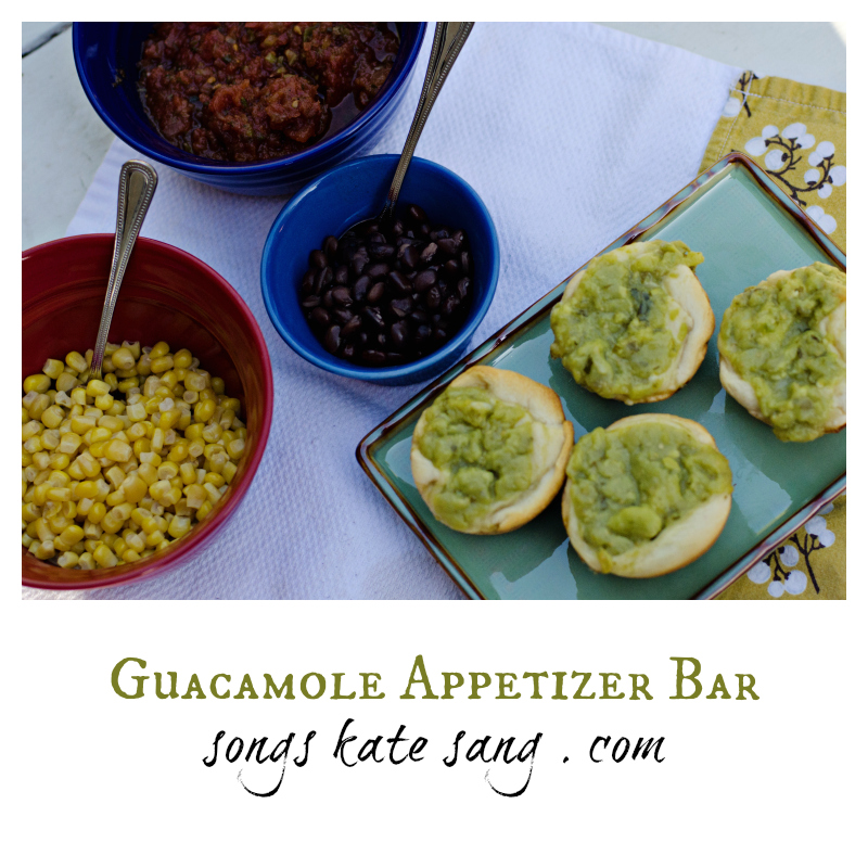 #15MinuteSuppers Guacamole #OMGuac