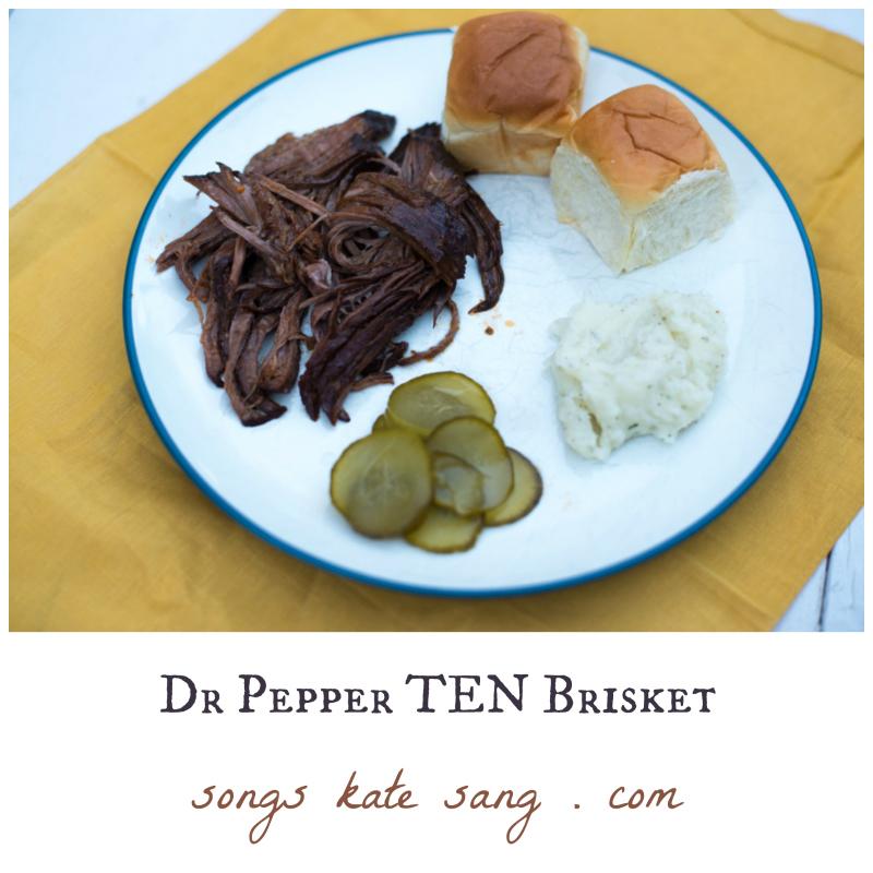 Brisket Dr Pepper TEN #drinkTEN-3