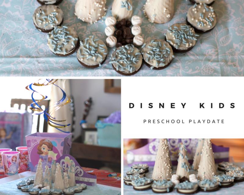Disney Kids Preschool Playdate - Blog