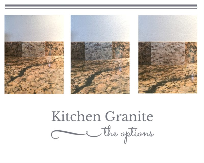 Kitchen Granite Options