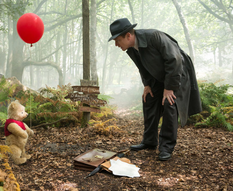 Disney S Christopher Robin Review By Mom And Winnie The